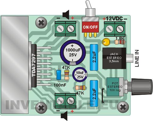 Amplificador_TDA7297_pictorico